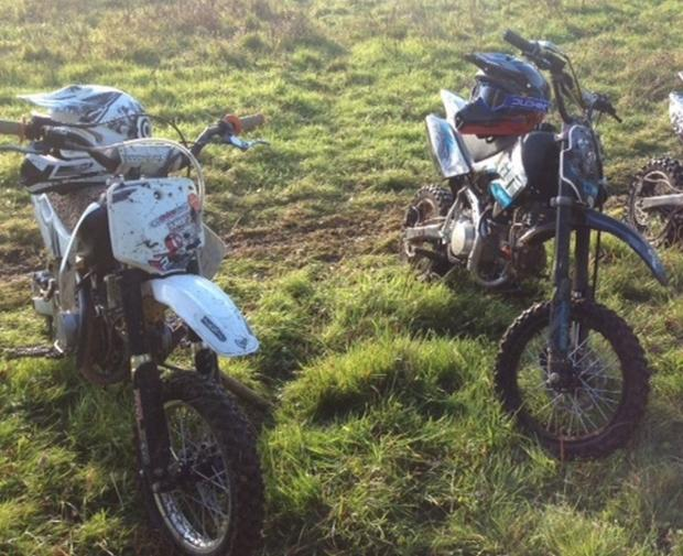 Police appeal after two motorbikes stolen from outbuildings near Swanage