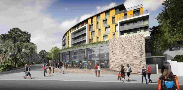 "Public toilets ""essential"" to £12million Leyton Mount development in Bournemouth town centre"