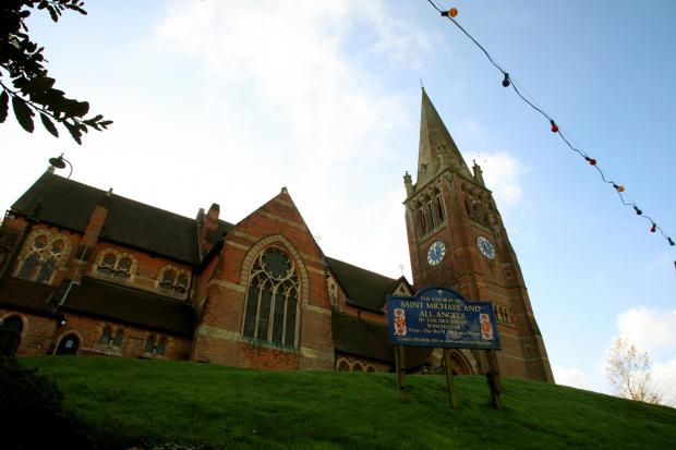 Human ashes dumped at New Forest church to 'dodge a fee'