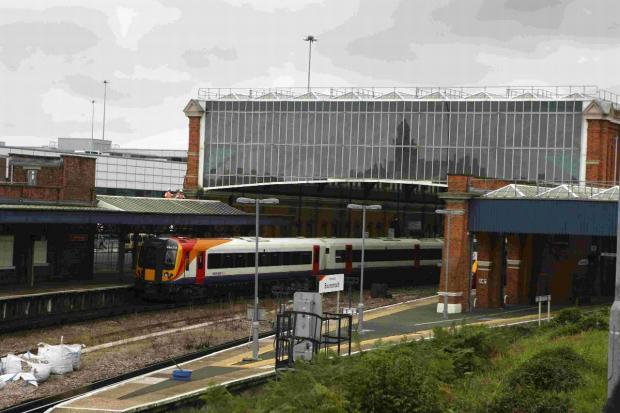 No trains running between Bournemouth and Dorchester for next four days