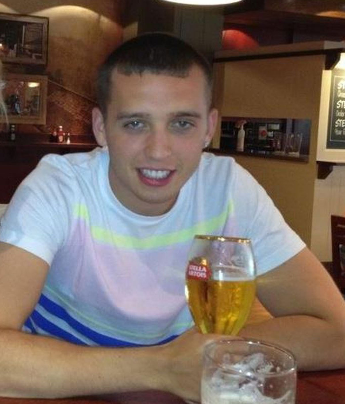 Daniel Robbie was killed on the Upton Bypass last September