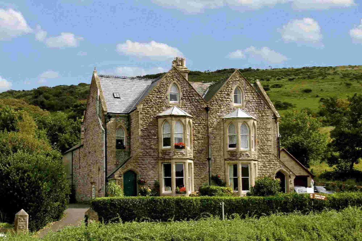 The Bindon Bottom B&B in West Lulworth
