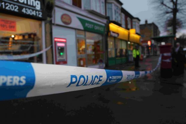 One arrested after alleged armed robbery in Southbourne