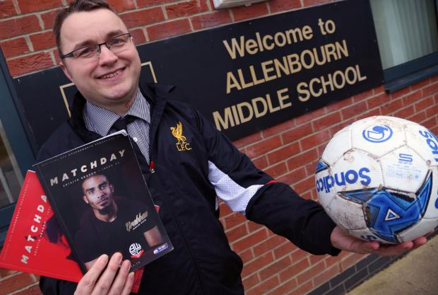 I've got a golden ticket: meet the lucky winner going to watch AFC Bournemouth v Liverpool