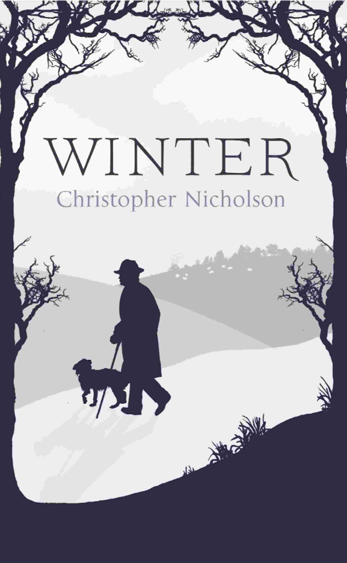 Bookseller's Choice of the Week - Winter by Christopher Nicholson