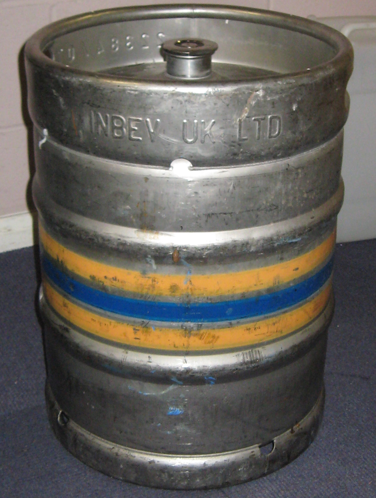 Are you owner of stolen beer keg found in wheelie bin?