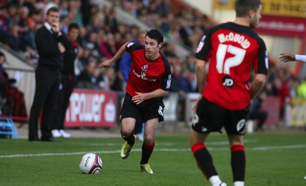 SWITCH: Former Cherries loanee Adam Smith