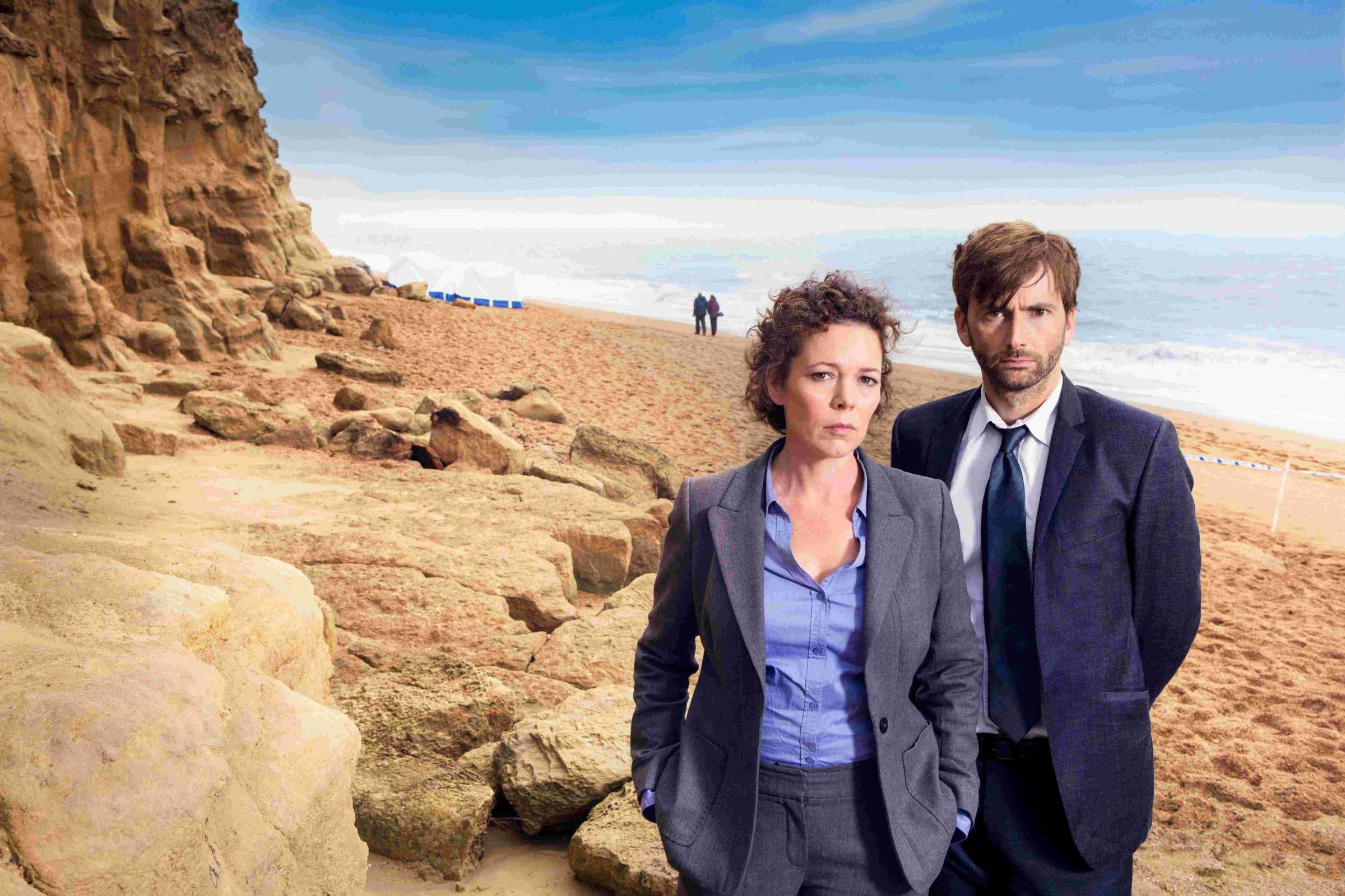 Tennant returns! Broadchurch cast for second series announced