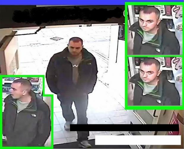 "Bournemouth Echo: CCTV appeal after ""high-value"" honey and hair products stolen from Wimborne's Holland and Barrett"
