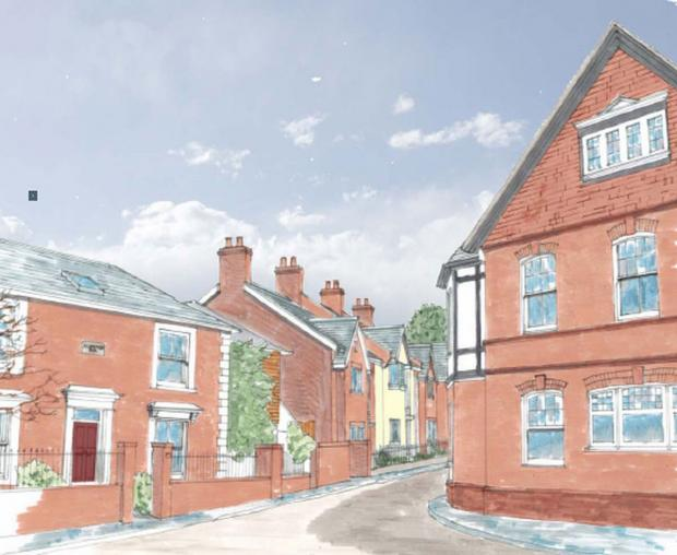 Tanner & Tilley helps secure planning permission for new homes in Lymington