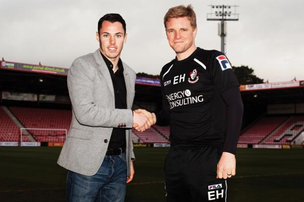 DEAL: Adam Smith has signed a three-and-a-half-year contract at Dean Court