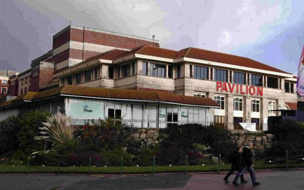 Bournemouth Echo: THE 'JEWEL IN BOURNEMOUTH'S CROWN': The Pavilion building