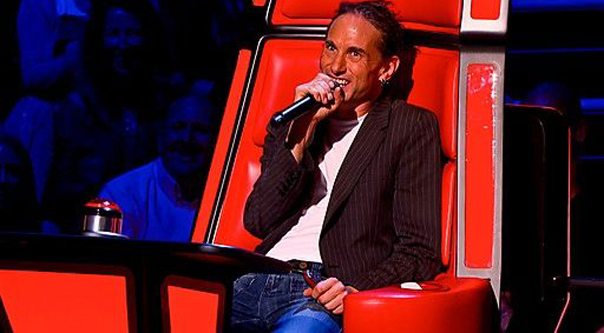 VIDEO: 'Chicken Train' creator Si Genaro becomes internet hit after appearing on The Voice