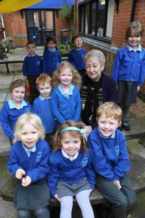 Stourfield Infant School: family feel retained at expanding school