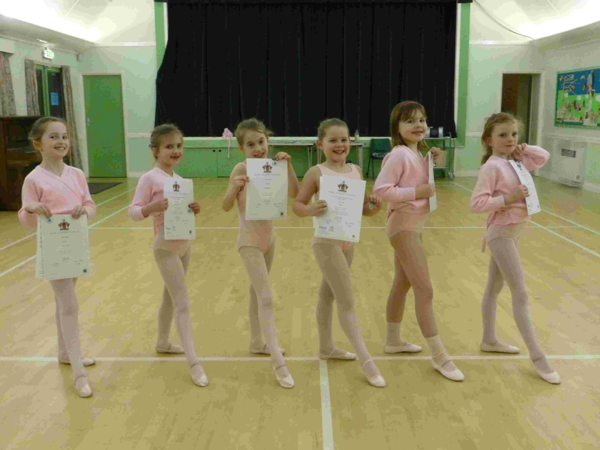 BALLET: Centre Stage School of Dance and Performing Arts celebrates success