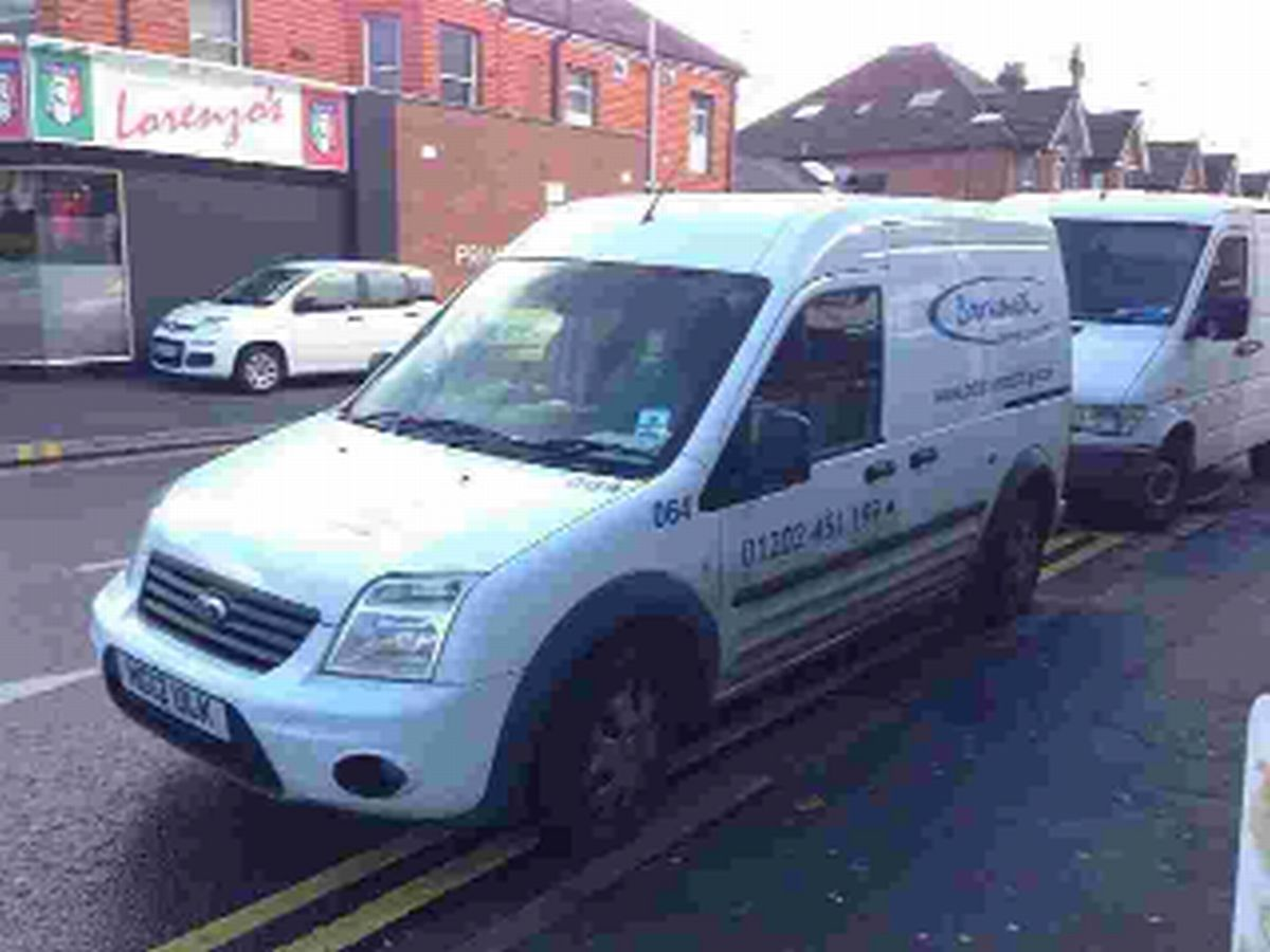 "Council van had ""special dispensation"" to park on double yellow lines"