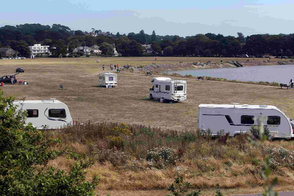 £231k 'lockdown': Poole council to secure six open spaces against traveller camps