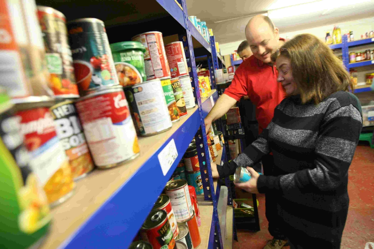 New Boscombe foodbank will be 'life-saver' for families