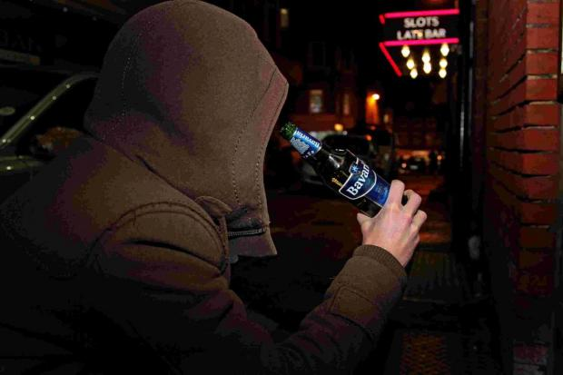 POLICE POWERS: Social drinkers will not be affected