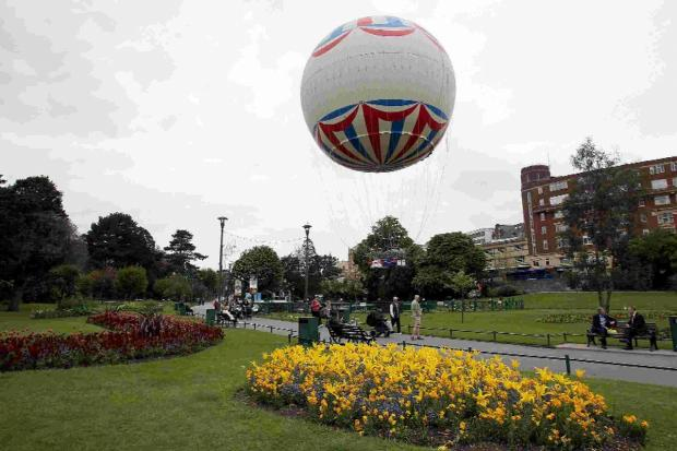 Bournemouth Echo: Plans for wifi access and new LED lights are in place for Bournemouth's Lower Gardens