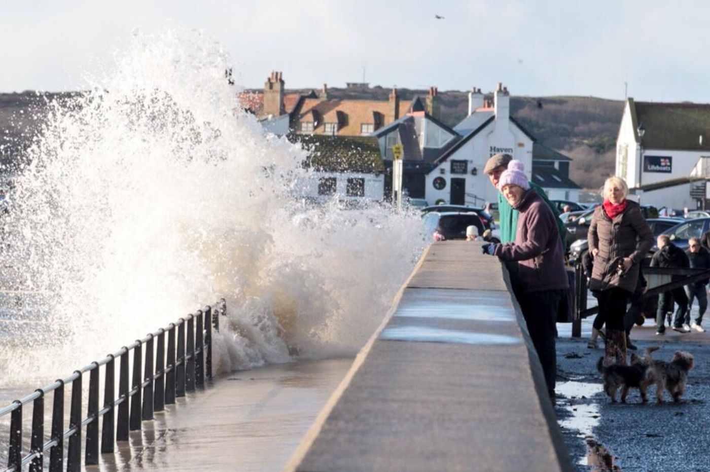 Dorset braced for more damage as storms forecast this week