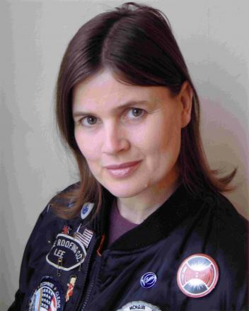 SPECIAL GUEST: actress Sophie Aldred
