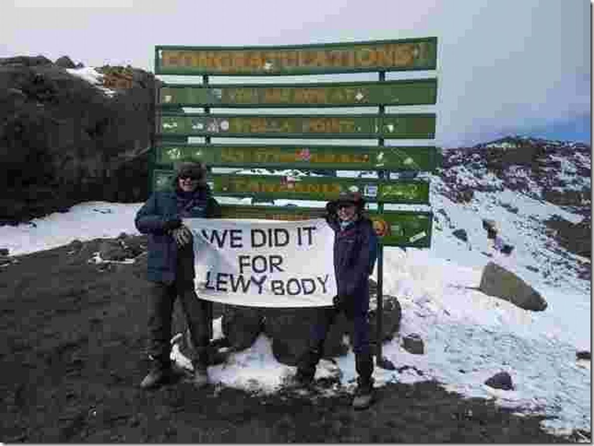 North Dorset couple raise £3.5k for dementia charity after climbing Mount Kilimanjaro
