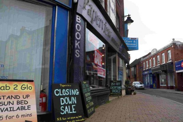 Shopping streets of Ringwood hit again as four more stores close their doors