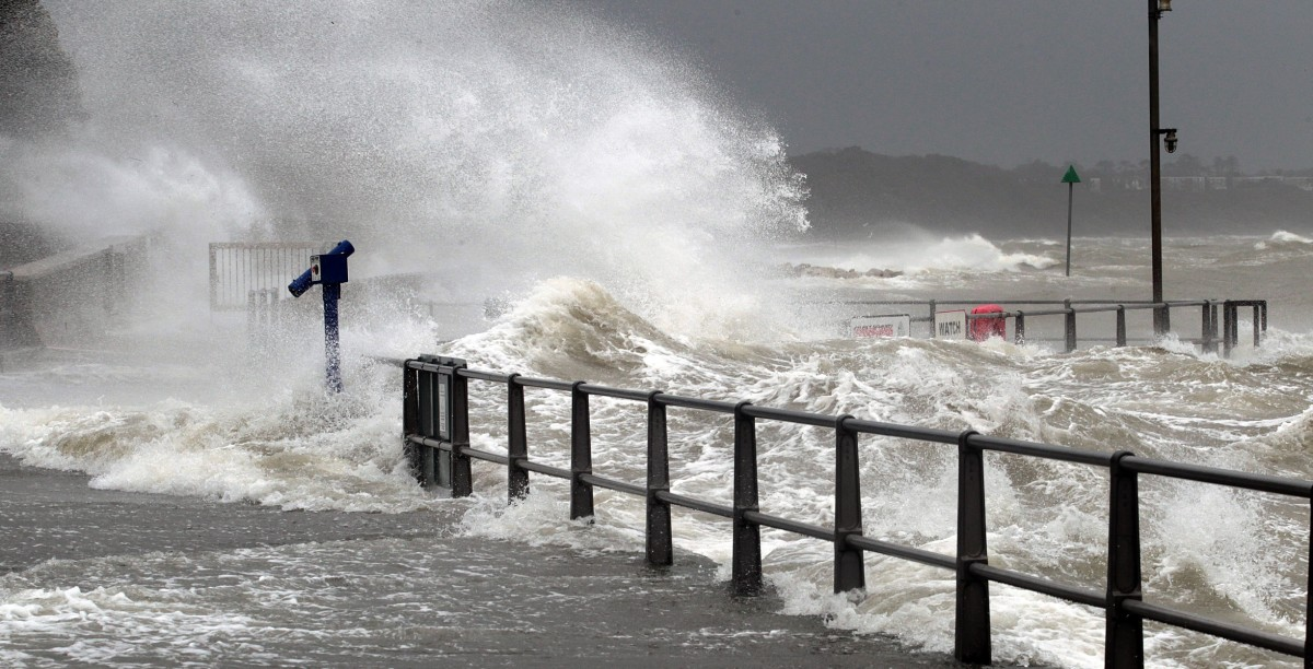 More severe weather on the way says Met Office as Dorset braced for more wind and rain