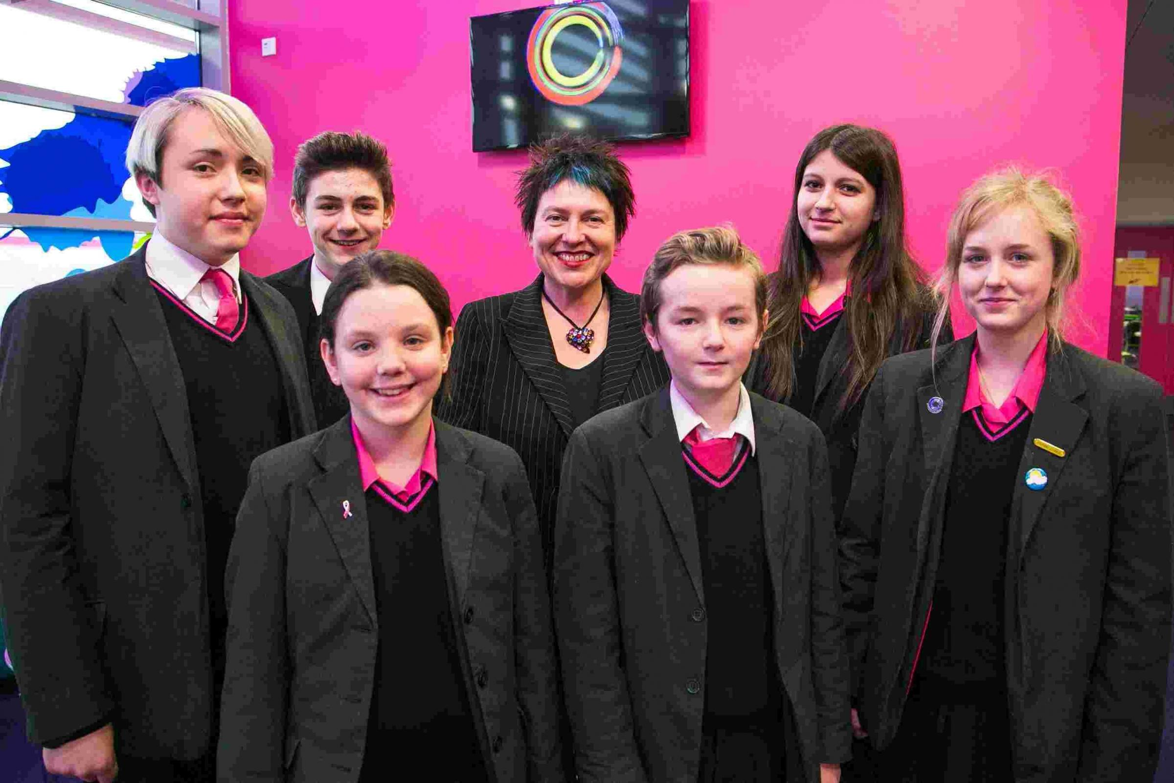 Bourne Academy: brilliant progress and improving results