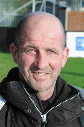 KEEPER CALL: Christchurch boss Adie Arnold