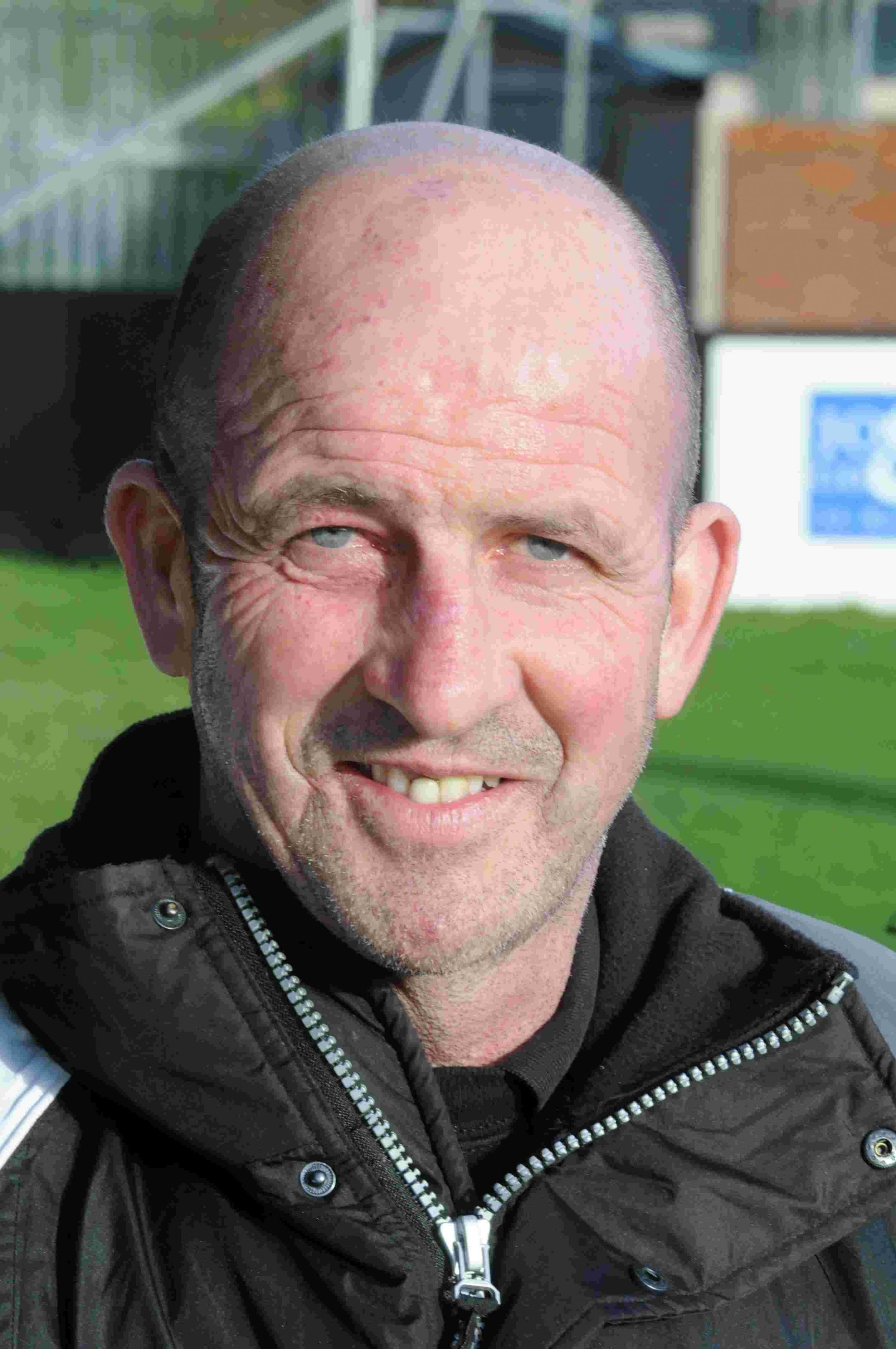 IN CHARGE: Adie Arnold