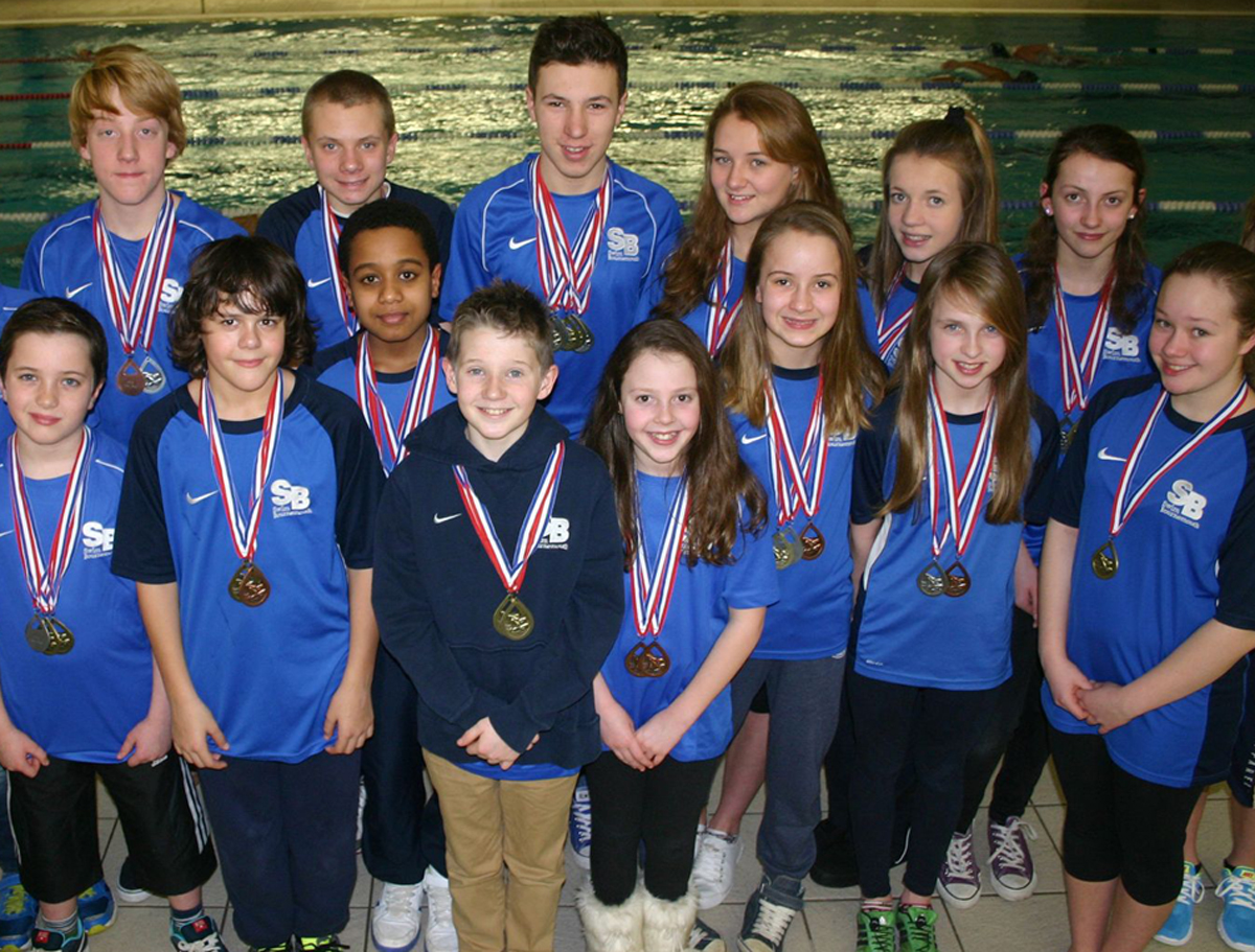 AMONG THE MEDALS: Swim Bournemouth at Fareham meeting