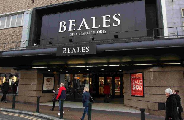 MARKETING DEAL: Summerhouse will look after Beales' media business