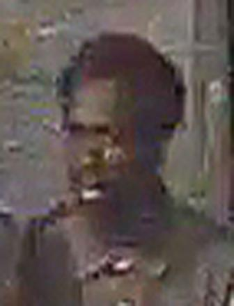Police have released a CCTV image of a man they wish to speak with