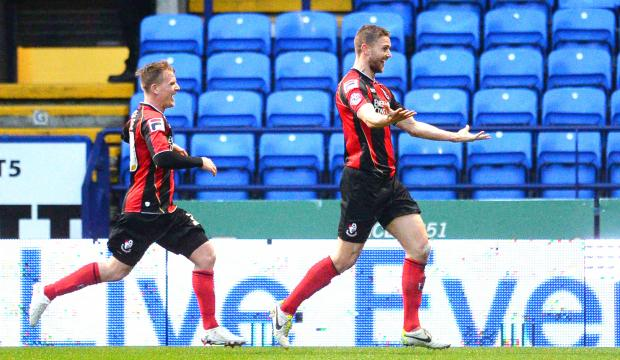 ASSIST KING: Cherries' Simon Francis