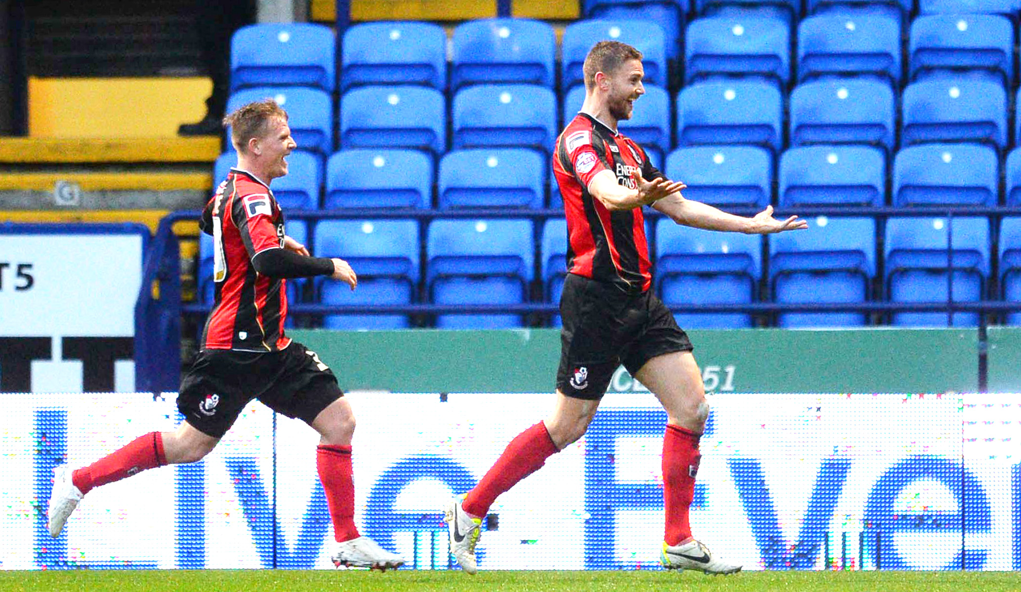 ASSISTS: Cherries' Simon Francis