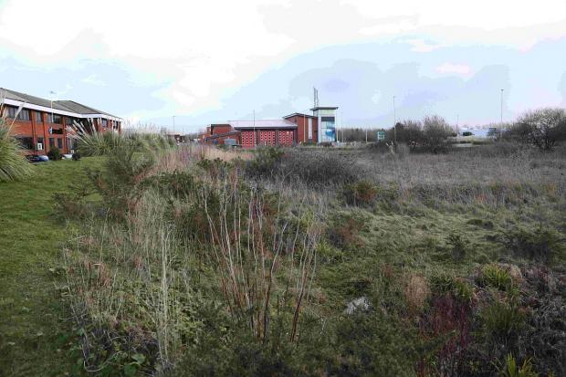 Bournemouth Echo: Marshes End at Creekmoor