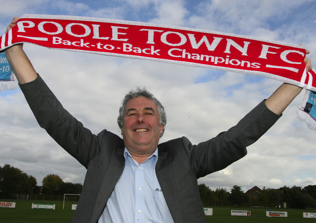 POOLE VICE-CHAIRMAN: Chris Reeves