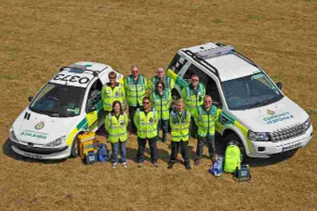 RECRUITMENT CAMPAIGN: Bransgore responders