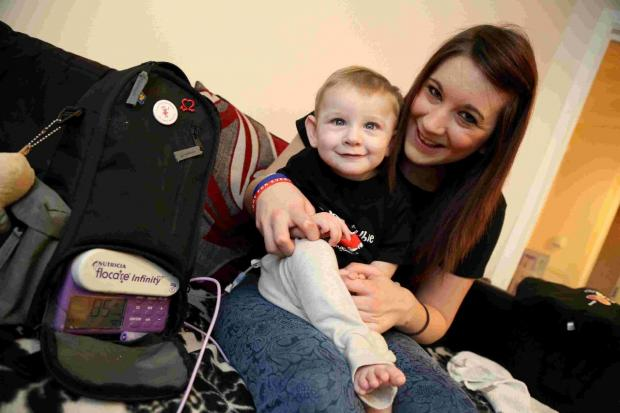 Bournemouth Echo: Why I want to raise awareness of the challenges of tube-feeding a ch