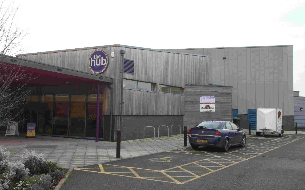 Reductions in funding mean the future of Verwood Hub is in the balance