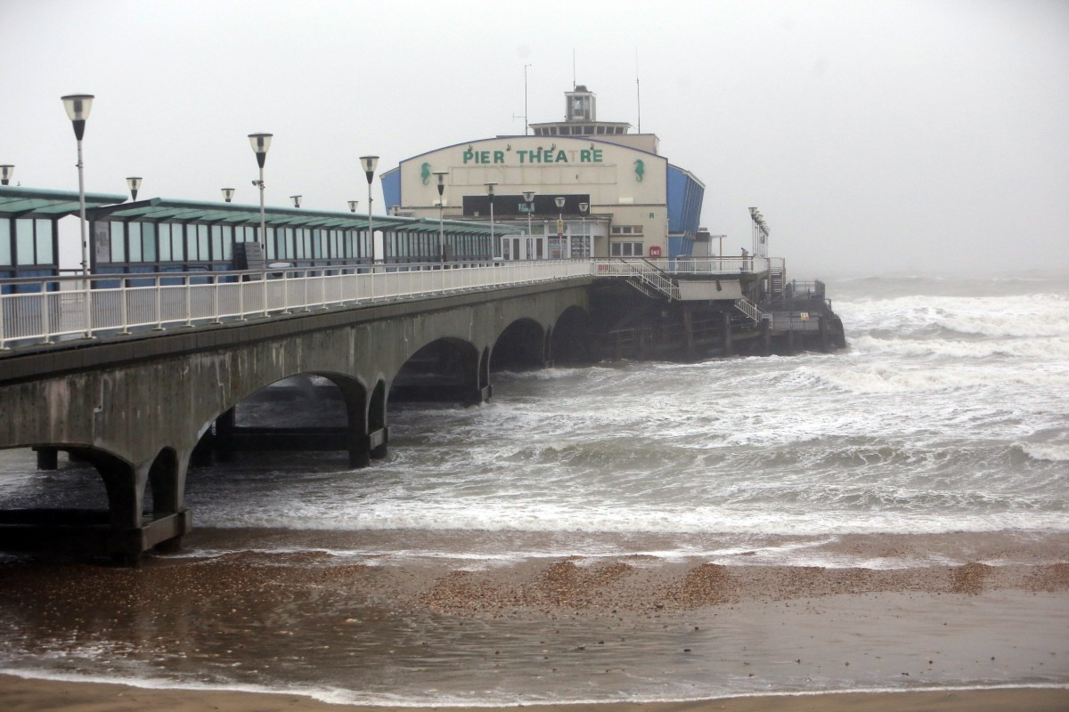 'We must protect our beautiful seafront' - MP calls for increase in sea defences after storms