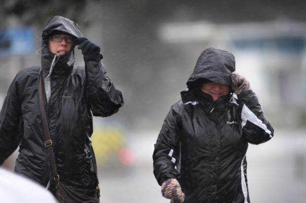 More weather misery for Bournemouth, Poole and Dorset with wind and rain warnings issued