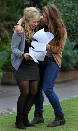 Students prepared for A-levels day