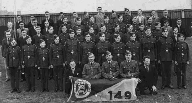 HISTORY: The Air Defence Cadet Corps