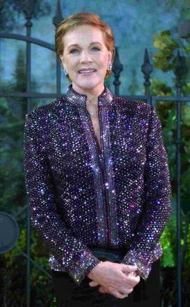 Dame Julie Andrews on coming to Bournemouth, film roles for women and meeting PL Travers