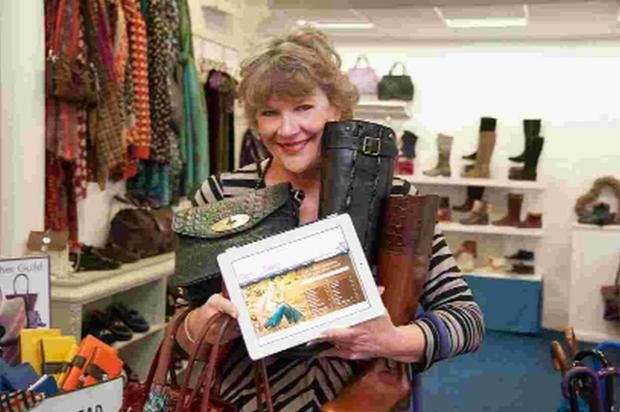 Best in shoe: independent Wimborne shop named best in its business in footwear awards