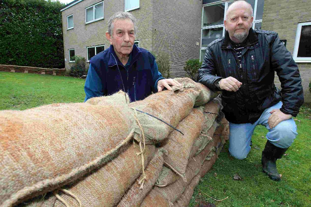 VIDEO: UKIP donates 250 sandbags to flood-hit Christchurch residents after council row