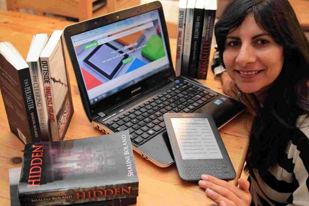 Bournemouth children's author starts free e-book deals service for bookworms